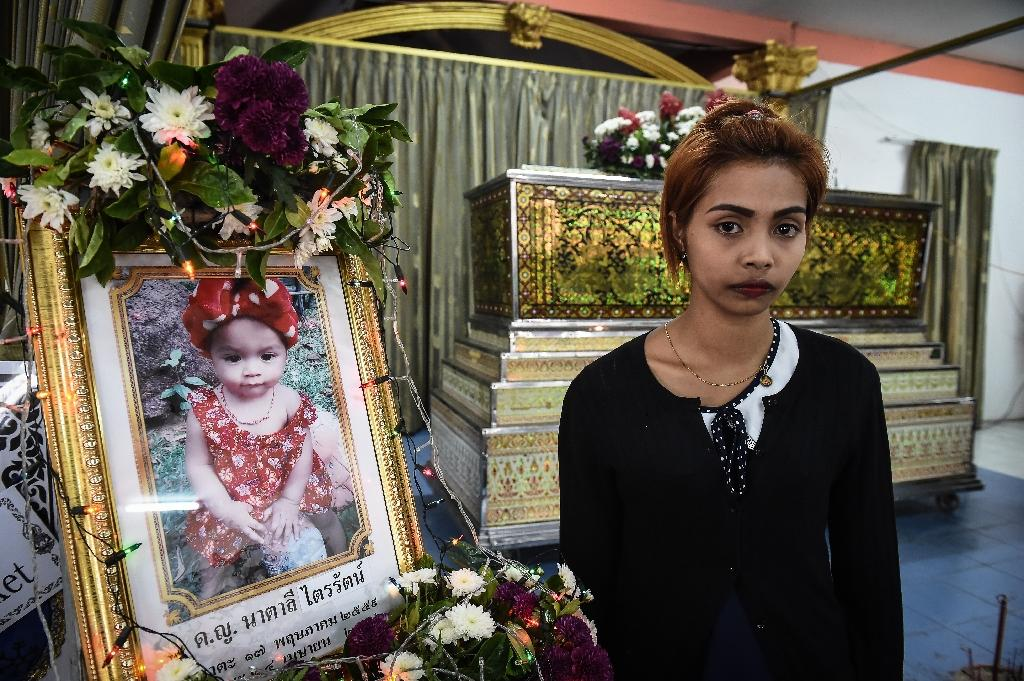 Jiranuch Trirat, a 22-year-old mother from Phuket, was left devastated after her boyfriend killed their 11-month old daughter and broadcast it on Facebook Live