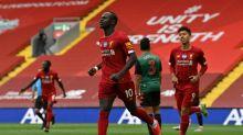 Liverpool supera Aston Villa e garante primeira vitória como campeão inglês