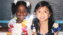 'Miracle on Twitter street': Social media helps reconnect long lost childhood 'best friends'