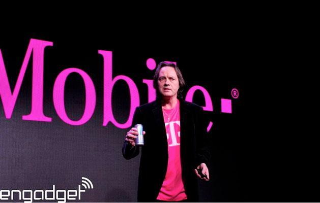 T-Mobile will pay your family plan's early termination fees to get you to switch