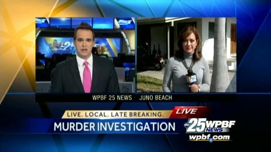 Man stabbed his mom to death police say