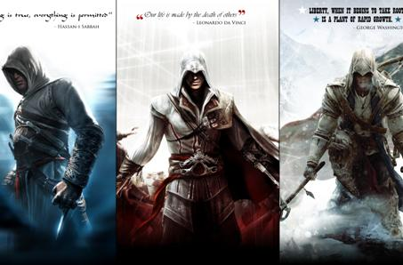 Assassin's Creed Anthology listed on Amazon France, official unveiling this week