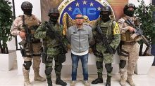 Mexico crime: Mexican police seize alleged oil theft crime boss The Sledgehammer