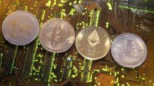 Una de cada cinco instituciones financieras estudia negociar con criptomonedas