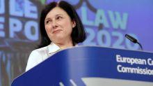 UE: la réponse de Jourova à Orban