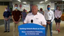 Coronavirus: Ford says teachers have right not to go back to classroom, but encourages return