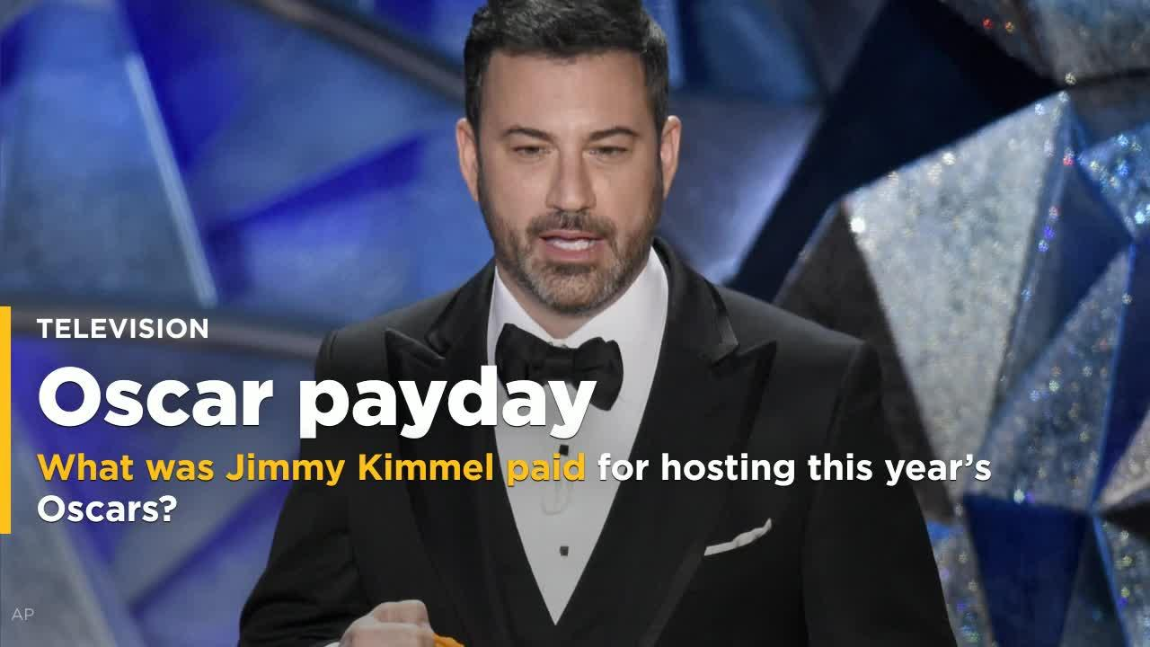 Here's How Much Jimmy Kimmel Is Getting Paid to Host the ...