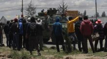 """Al menos 27 personas murieron por armas de fuego en """"conflictos"""" en Bolivia"""