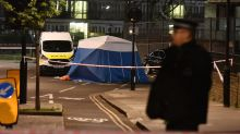Man in his 20s stabbed to death in London hours after Theresa May's knife crime summit