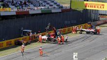 F1: Doze pilotos são advertidos por incidente de reinício de prova em Mugello
