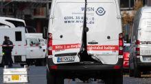 Geldtransporter am Berliner Alexanderplatz überfallen
