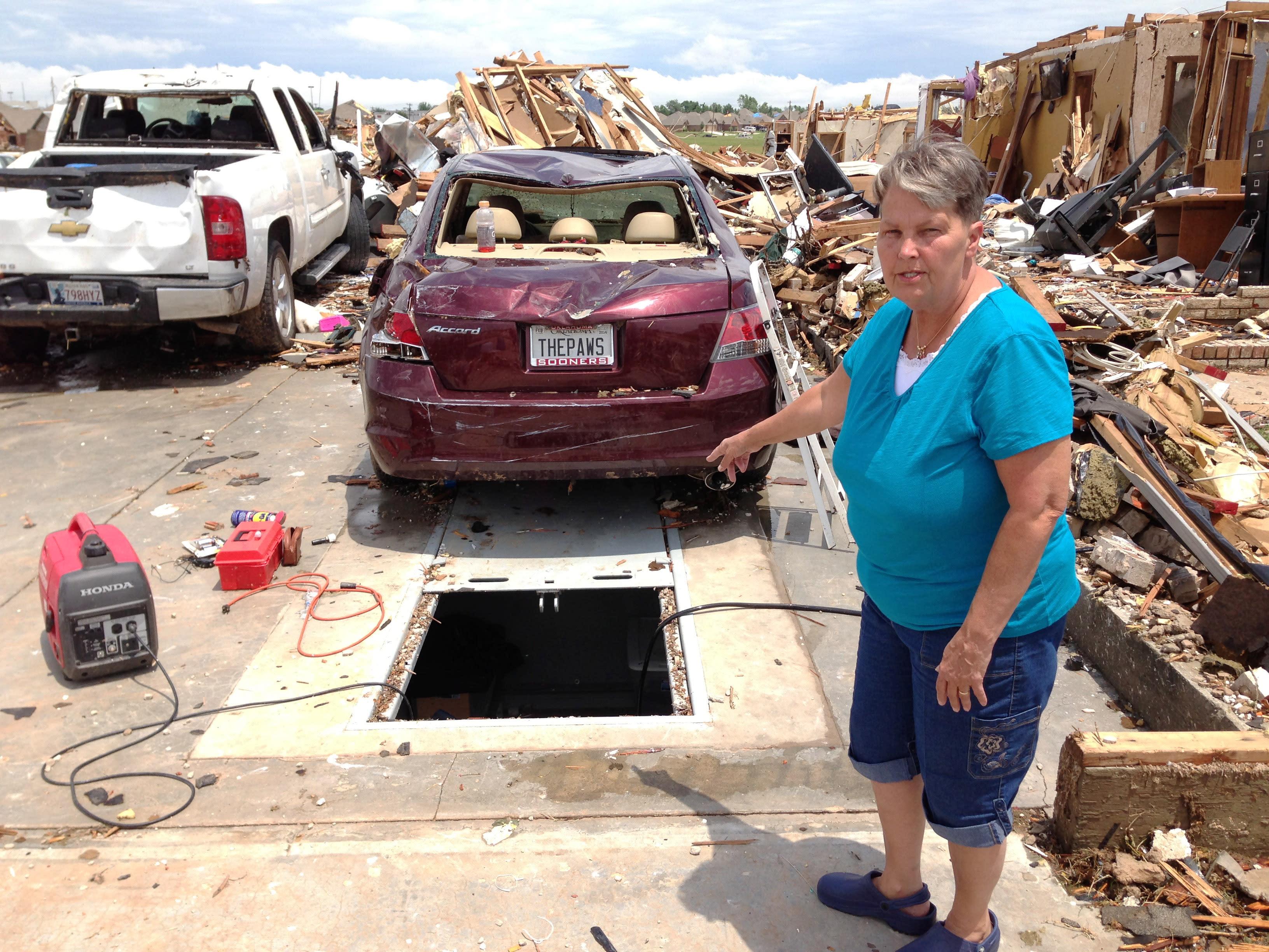 Safe Room Mandates Remain Rare In Tornado States