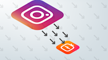 Instagram drops IGTV button, but only 1% downloaded the app