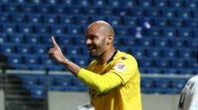 Felipe Silva faz dois gols em vitória do seu time na Coreia do Sul e celebra: 'Mostrei meu valor'