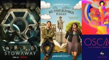 New this week: 'Stowaway,' 'Rutherford Falls' and the Oscars