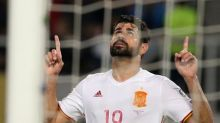 Striker Costa hard to replace at Chelsea, says Lampard