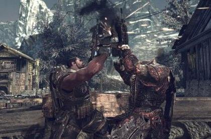 Video: Gears of War 2 sound choices: Meaty vs. Crunchy