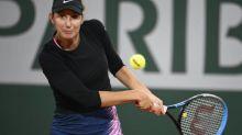 Roland-Garros (F) - Océane Dodin, battue par Petra Kvitova: «Je n'ai aucune perspective»