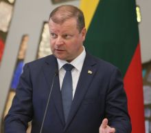 Lithuanian leader mulls moving embassy to Jerusalem