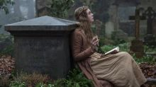 """A Mary Shelley biopic shows the young """"Frankenstein"""" author through the lens of #MeToo"""