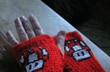 Thank you Mario! But our fingers are kind of cold!