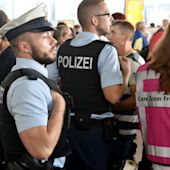 Frankfurt airport terminal reopens after security scare
