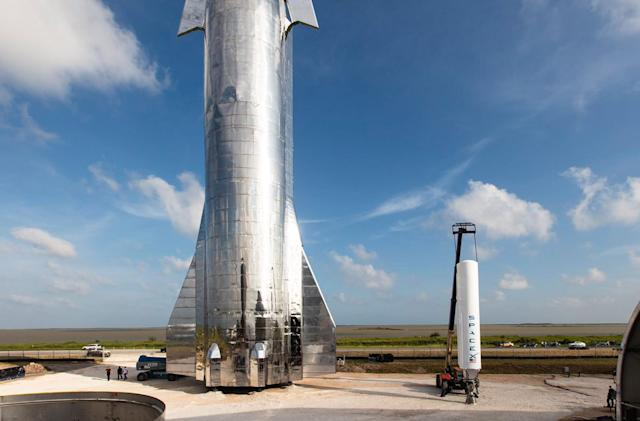 Elon Musk hopes SpaceX's Starship will reach orbit in six months