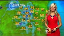 Friday Afternoon Forecast: Warm And Breezy