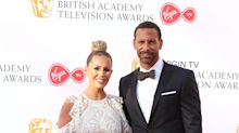 Rio Ferdinand and Kate Wright announce baby news