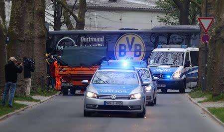 El islamista arrestado en Dortmund era miembro del Estado Islámico en Irak