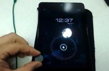 Nexus 7's Smart Cover-like magnetic sensors