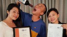 浩子新身分曝光!喝酒喝到國際認證 網友跪:最高境界
