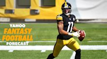 Fantasy Football Podcast: Week 6 Preview – Can Claypool be Pittsburgh's WR1, is it time to panic about Clyde Edwards-Helaire?