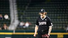 Four Mississippi State baseball pitchers combine for first no-hitter since 1985