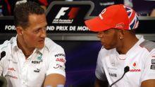 Hamilton: Ferrari-Erfolg nicht wegen Schumacher