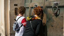 Rom-Geheimtipp: Der magische Schlüsselloch-Blick