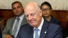 UN Syria envoy to step down