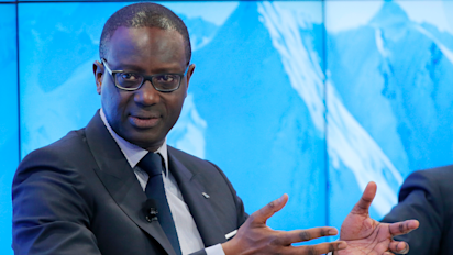Credit Suisse CEO Tidjane Thiam made £9.6 million in his first full year on the job