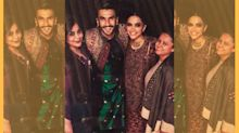 Deepika & Ranveer Twin In Sabyasachi Outfits for Chooda Ceremony