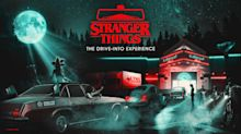 Secret Cinema Launches In U.S. With 'Stranger Things: The Drive-Into Experience'