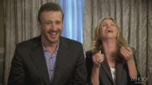 We Test Cameron Diaz and Jason Segel's Closeness With a Game of 'Know Your Co-Star'