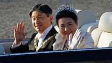 Japan emperor's harvest rite is his 1st communion with gods