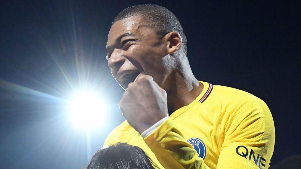 Michael Owen voit en Mbappé un futur Ballon d'Or