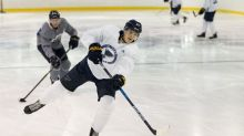 COVID chaos: Return to play is even more complicated for Blues prospects