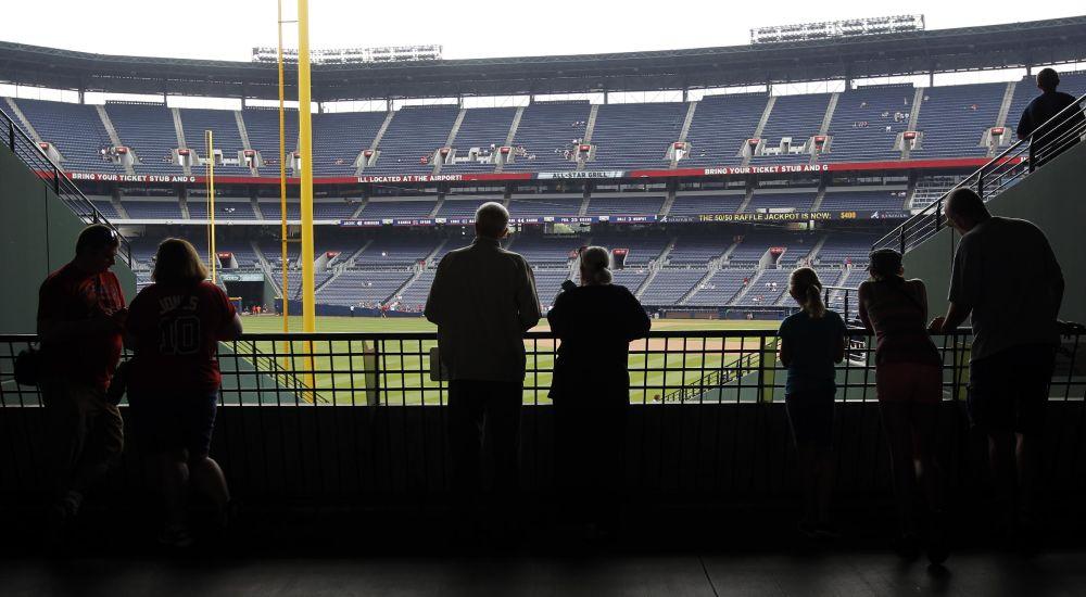 Fatal fall at Atlanta's Turner Field ruled suicide