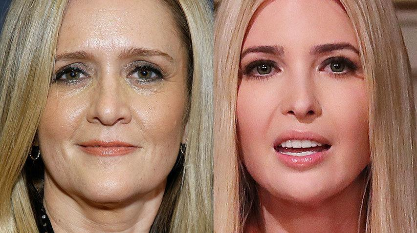 Samantha Bee Thinks Ivanka Trump Will Be The First Female President