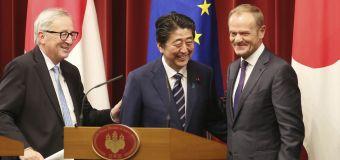 With U.S.-EU relations sinking, EU strikes back