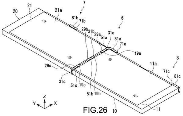 Sony patents a two-way folding device, wants you to have extra screen real estate where you need it