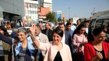 Turkey's pro-Kurdish party MPs targeted in legal barrage