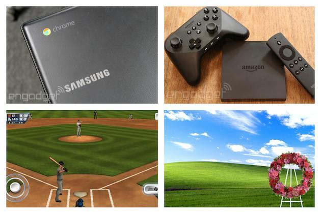 Feedback Loop: Fire TV questions, remembering Windows XP, Chromebooks and more!